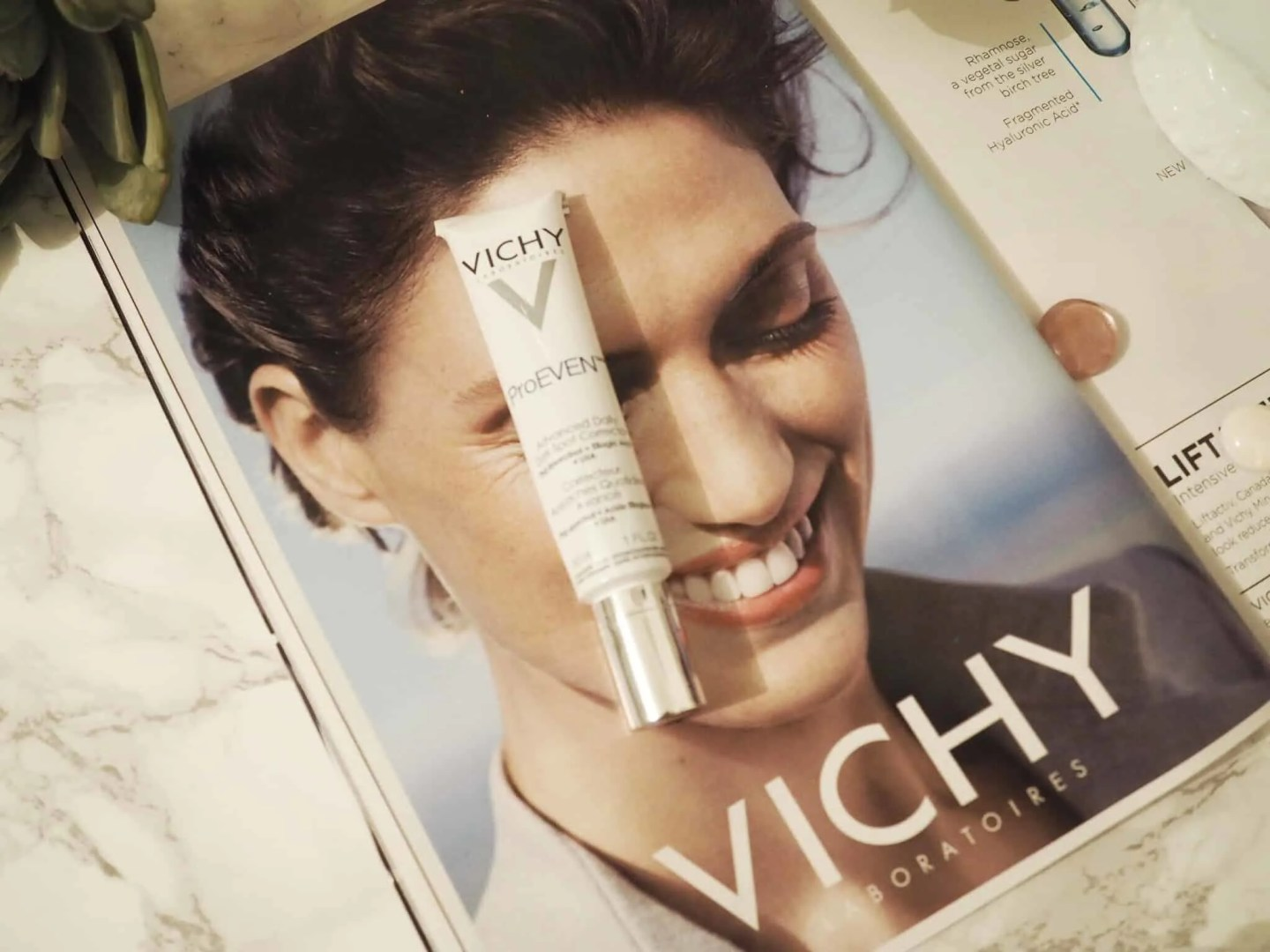How To Get Rid of Dark Spots With Vichy ProEVEN Advanced Daily Dark Spot Corrector