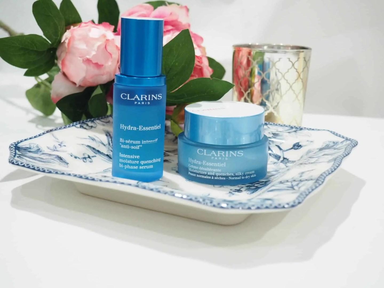 Clarins Hydra-Essentiel – Bye Bye Dry Skin
