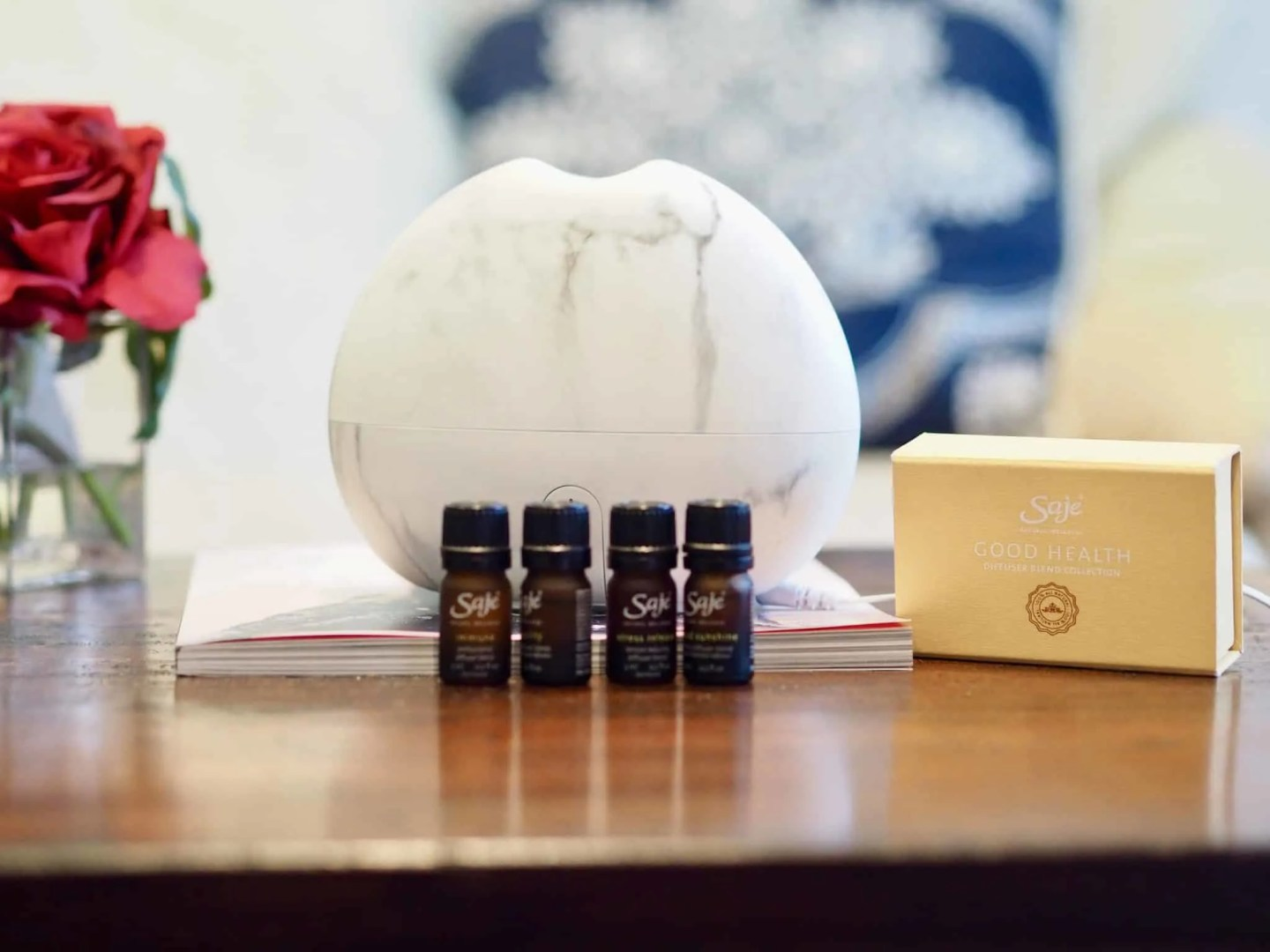 Saje Wellness Essential Oils