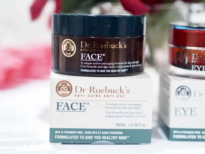 Dr. Robuck Face