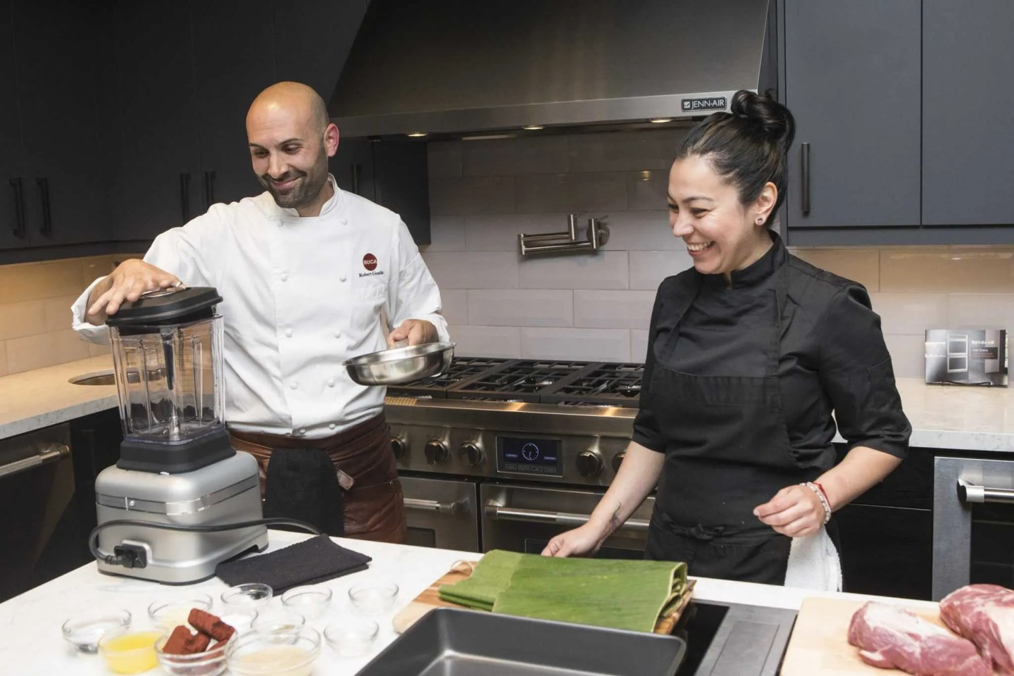 Fine Dining Redefined | Modern Mexican Cuisine