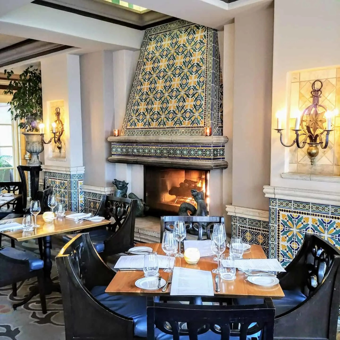An Exceptional Dining Experience At The MED La Valencia Hotel California
