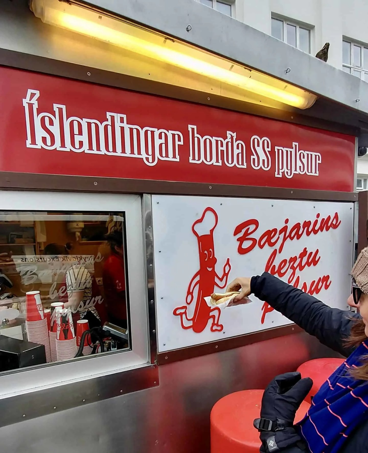 The Best Food Tour in Reykjavik Iceland