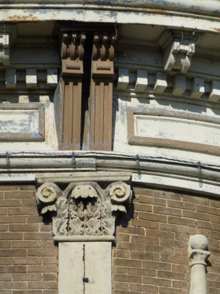 Hamblin Building detail 4