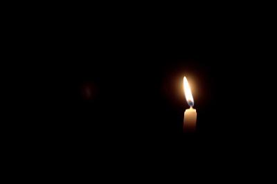 Don't be ashamed of your light.