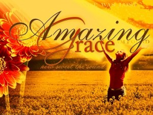 Grace is yours as a son or  daughter of the King.