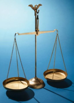 The kingdom of God is about balance.