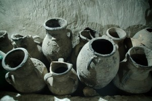 Collect vessels, not a few