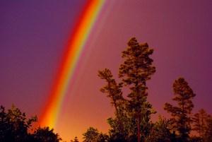 Does God have a favorite color?
