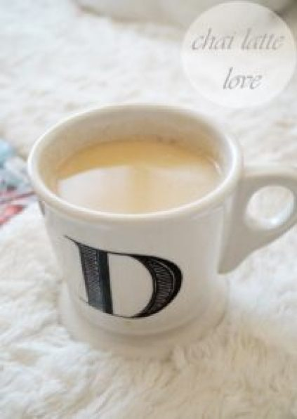 Chai Latte Tee