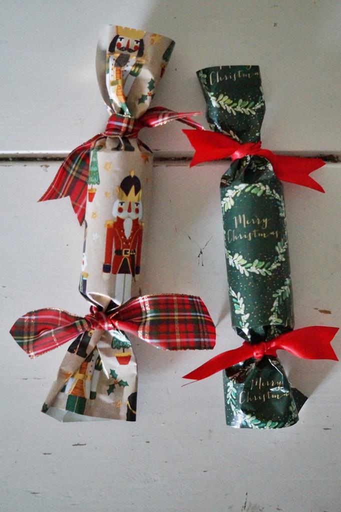 Christmas Cracker basteln