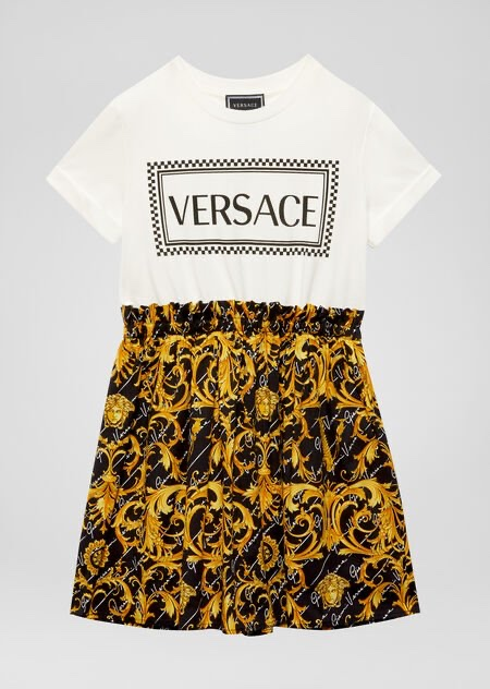Young Versace Collection Fille 4-14 Ans | Boutique en Ligne FR
