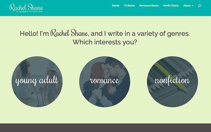 Rachel Shane's Homepage