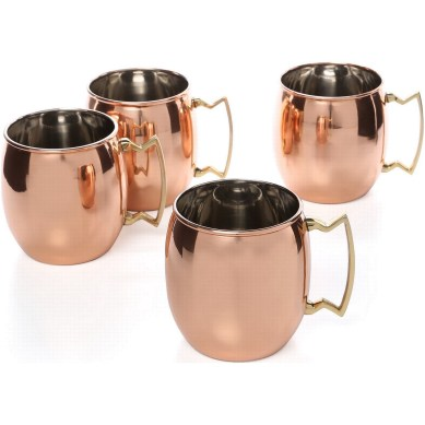 7. Copper Moscow Mule Mugs 2 copy
