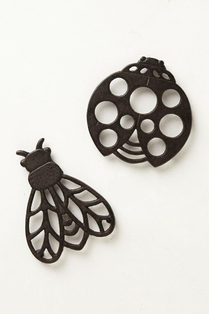 Anthropologie insect trivet