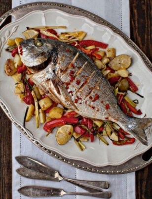 Delish_fish_at_Ballyknocken_House__Cookery_School