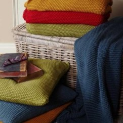 Meadows & Byrne home textiles collection