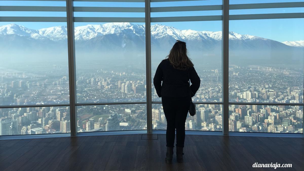Sky Costanera. Dicas de viagem para o Chile e demais países da América do Sul
