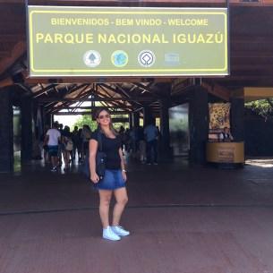 Parque Nacional Iguazú, Cataratas