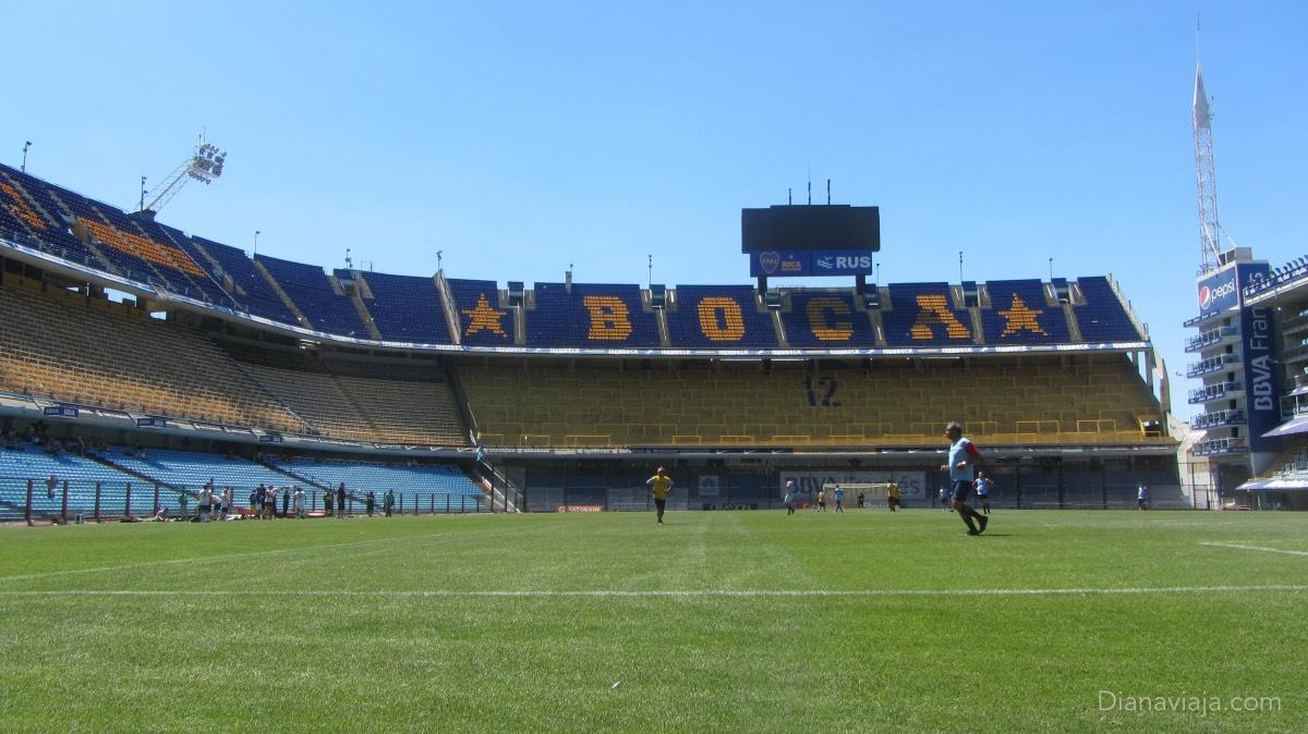 Como visitar La Bombonera, o estádio do Boca Juniors