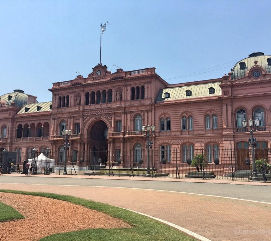 Buenos Aires, Casa Rosada, Tour Casa Rosada,