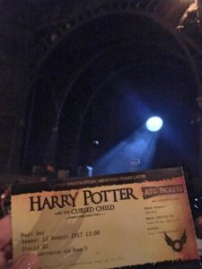 Ingresso Harry Potter