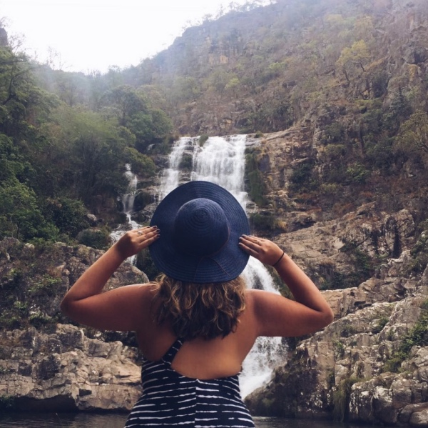 Cachoeira Candarú