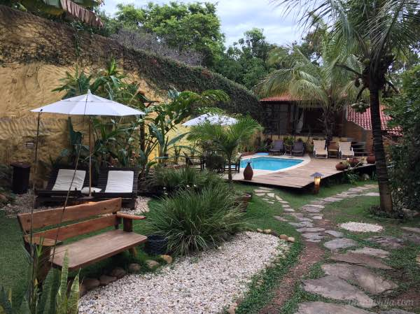 Pousada Bambu Brasil Chapada dos Veadeiros