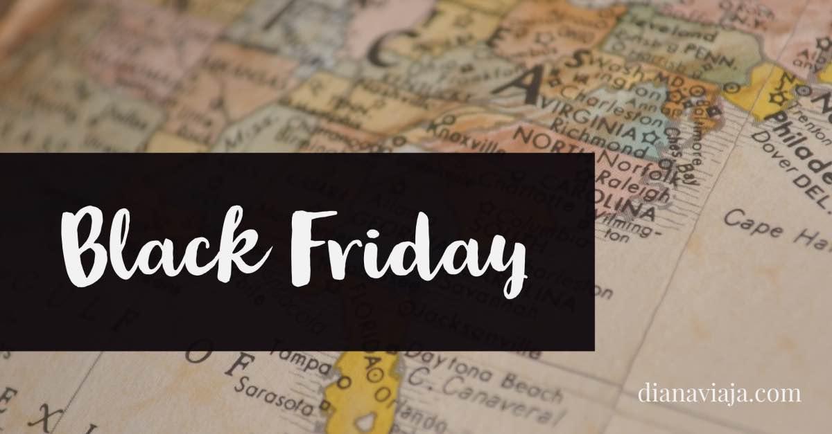 Ofertas de viagem Black Friday