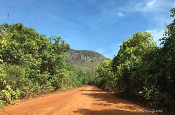 Estrada Cavalcante, Goiás