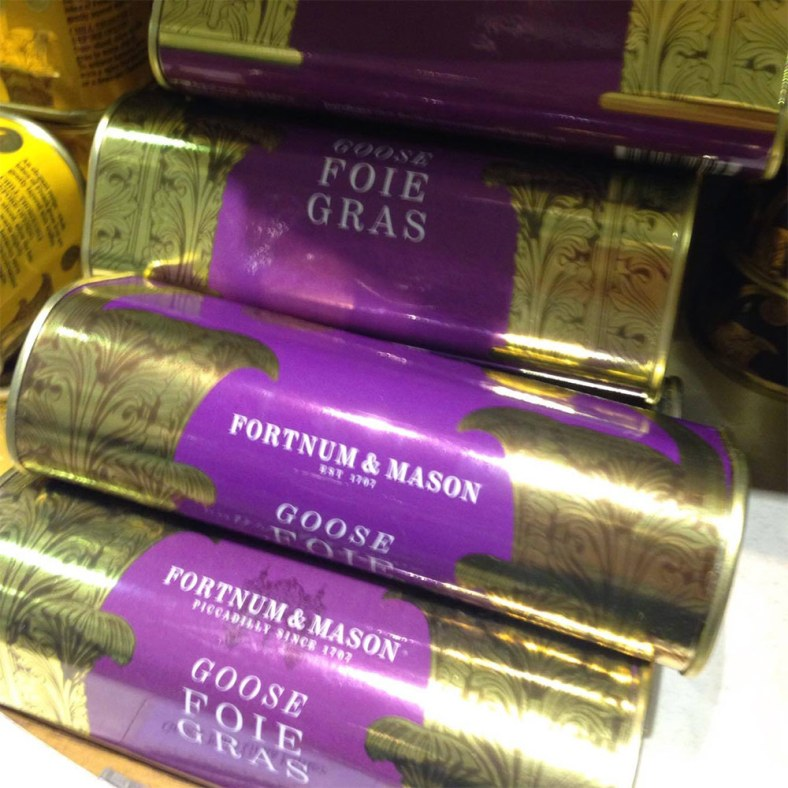 Fortnum and Mason Foie Gras