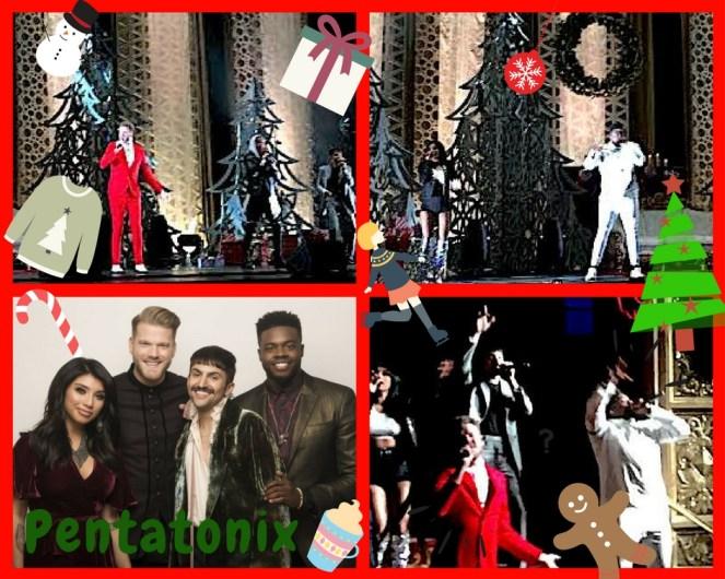Pentatonix Making Christmas.Diandra Reviews It All Pentatonix Bring The Christmas