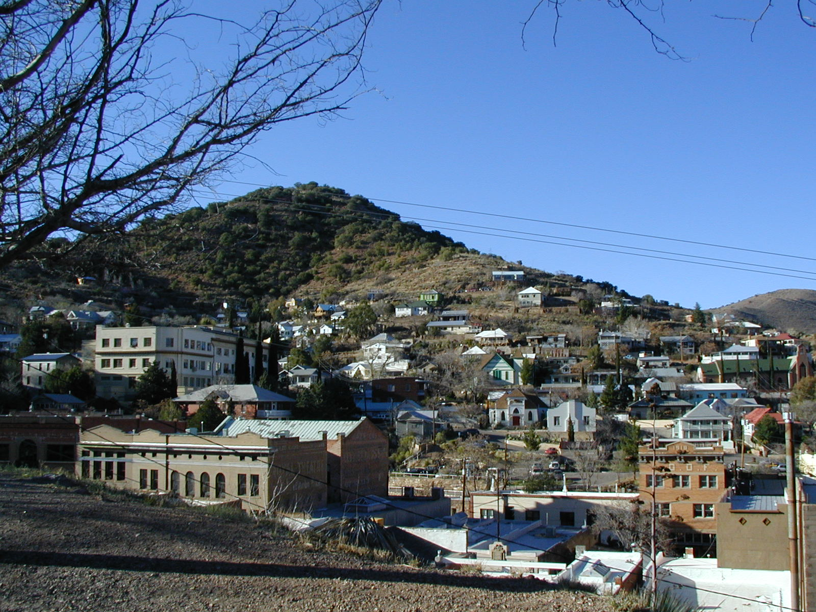 Historic Town of Bisbee, AZ