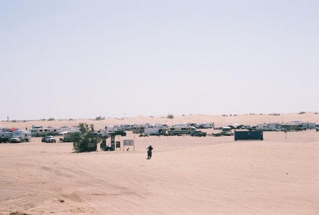 Boondockers at Algodones Dunes