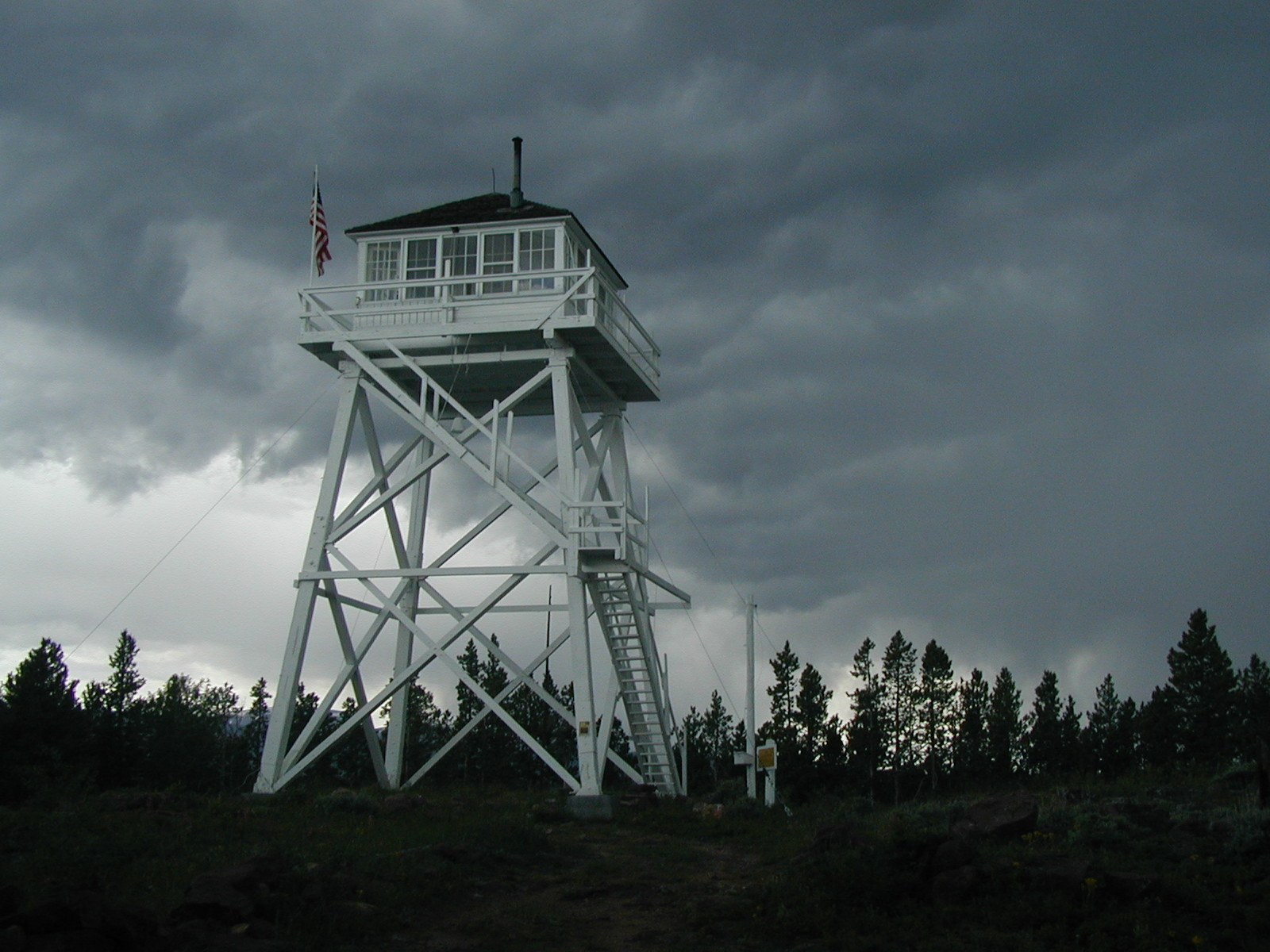 Ute Fire Tower