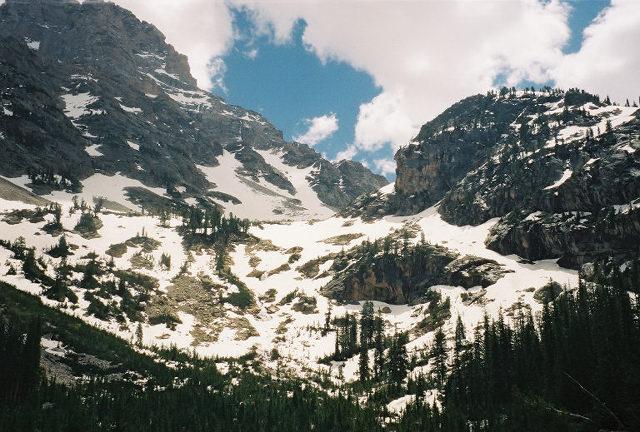 Hiking South Cascade Fork