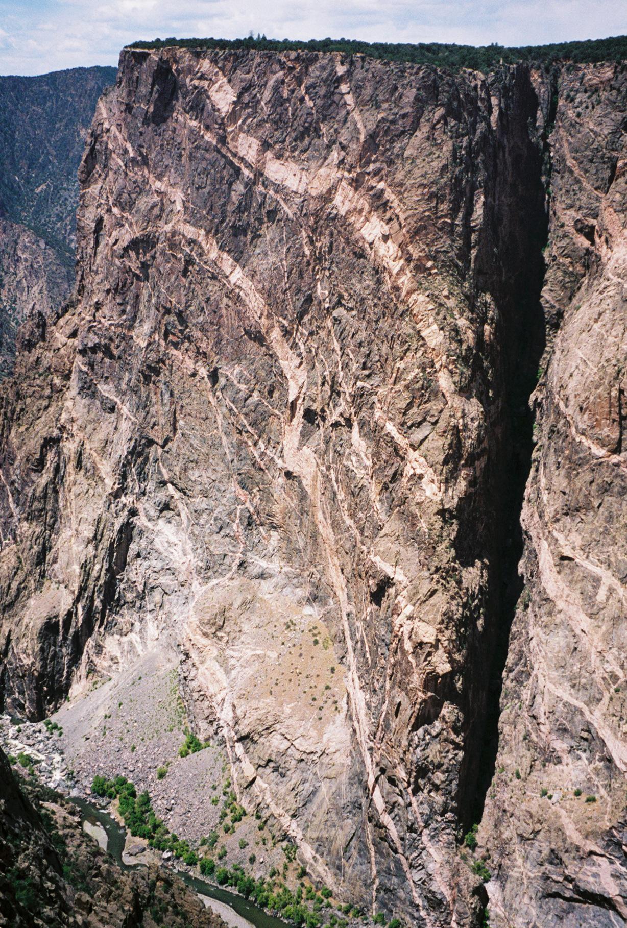 Pegamite of Black Canyon
