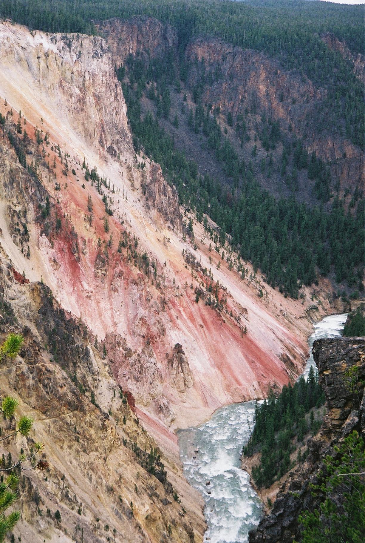 Yellstone Canyon