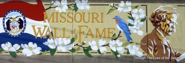 Famous people from Missouri, starting with Mark Twain
