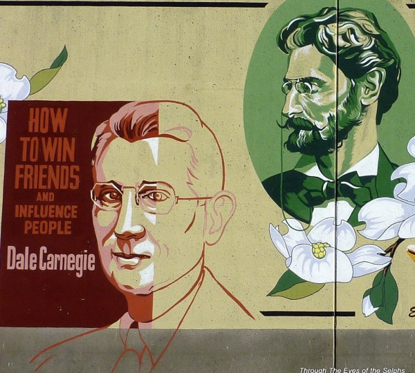 Dale Carnegie, Joseph Pulitzer
