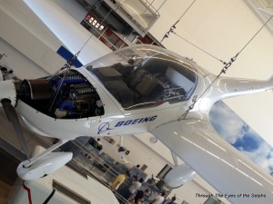 HK36 Fuel Cell Electric Airplane Demonstrator