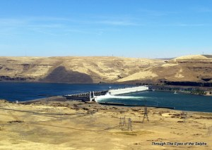 John Day Lock and Dam was completed in 1971. John Day Lock has the highest lift (110 feet) of any U.S. lock.