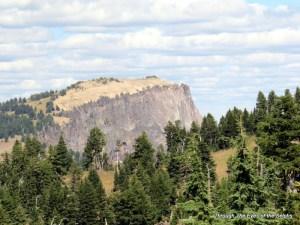 Watchman Peak, 8,013 ft