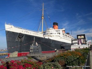 The one and only Queen Victoria - SORRY - Queen Mary cruiseliner