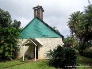 Palapala Hoʻomau Congregational Church located in Kipahulu