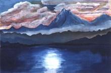 Moon Mountain Lake
