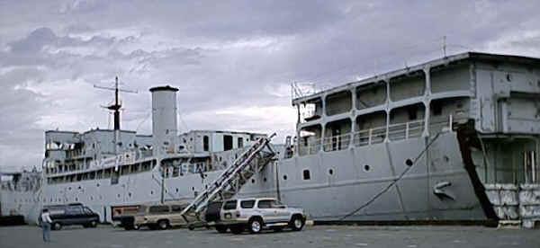 HMCs Cape Breton