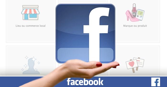 La nouvelle Page Facebook apporte des changements importants