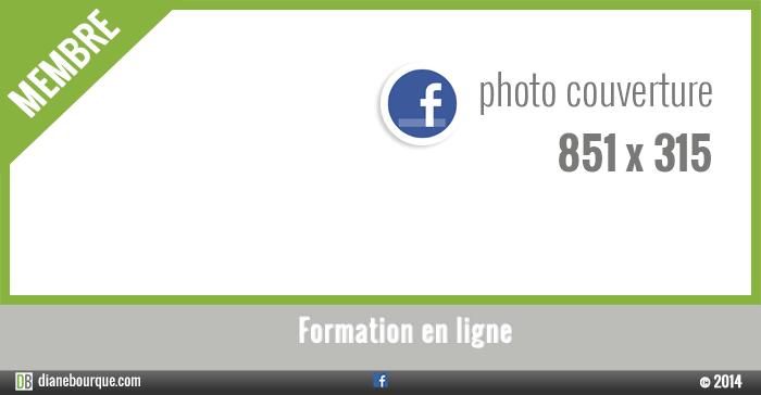 Les dimensions des images et photos dans Facebook, Twitter et LinkedIn