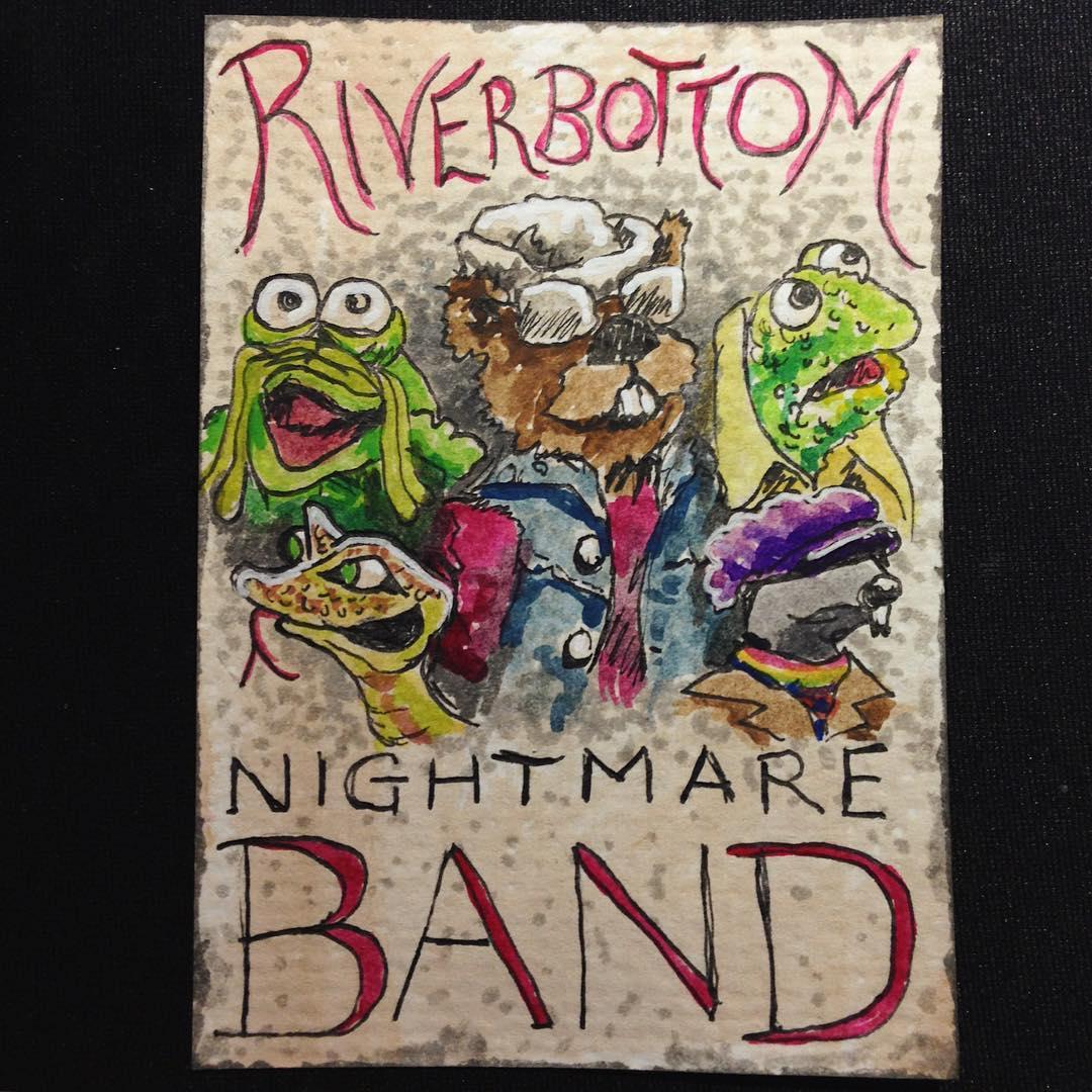 The river bottom nightmare band